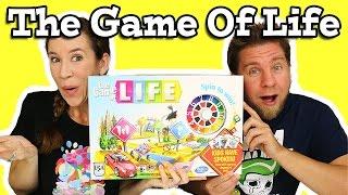 The Game Of Life - Same Career Path - Who Wins?