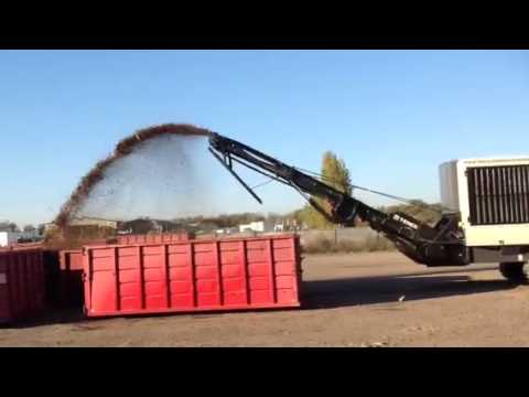 Terex TBG640 High Speed Grinder