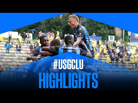 St. Gilloise Club Brugge Goals And Highlights