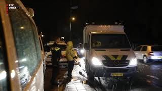 Urenlang onderzoek na inval garagebedrijf Soest [RTV Utrecht]