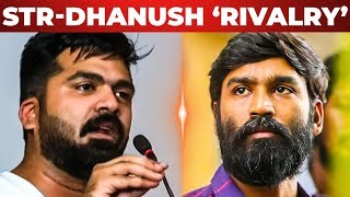 VADA CHENNAI: Our 'RIVALRY' Remains Onscreen – STR | SIMBU's Message to Dhanush