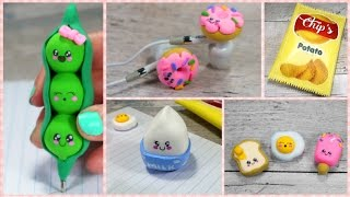 DIY School Supplies! 5 Kawaii DIY - easy Crafts back to School