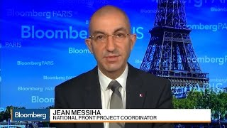 National Front's Messiha on France in Euro Zone