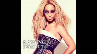 Beyonce - I Was Here (Instrumental)
