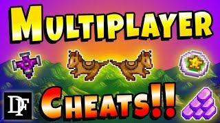 Multiplayer Cheats! - Stardew Valley 1.3