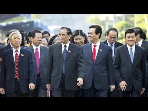 Đồn đoán về tân lãnh đạo Việt Nam