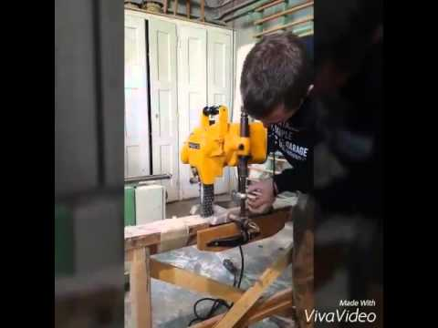 mortaiseuse à chaîne