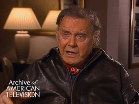 "Cliff Robertson on working on ""The Twilight Zone"" - EMMYTVLEGENDS.ORG"