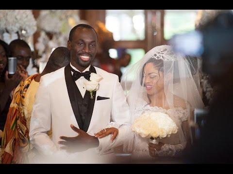 Abby  DrYaw AdjeiPoku Wedding Highlights  YouTube