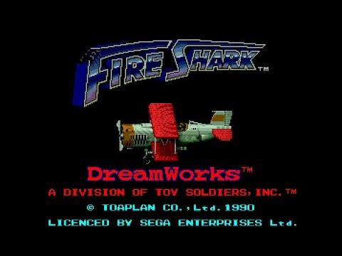 Mega Drive Longplay [193] FireShark