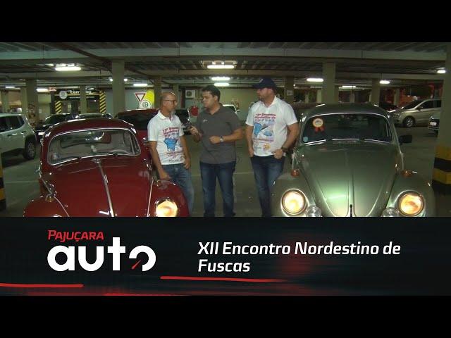 XII Encontro Nordestino de Fuscas será realizado no estacionamento do Maceió Shopping