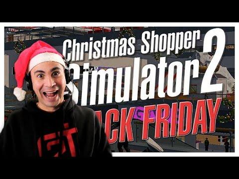 Ηλίθιο Ψώνισμα! (Christmas Shopper 2)