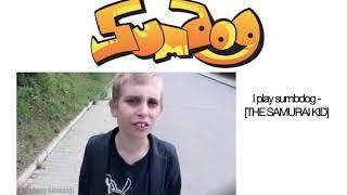 Music video-Iplay sumdog everyday-[THE SAMURAI KID]
