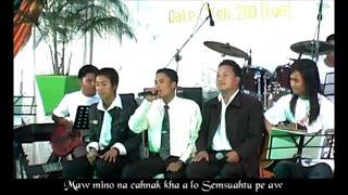 Chin Hla - Ka Pai' Lungthin, Unplugged Live Show (Full Version)