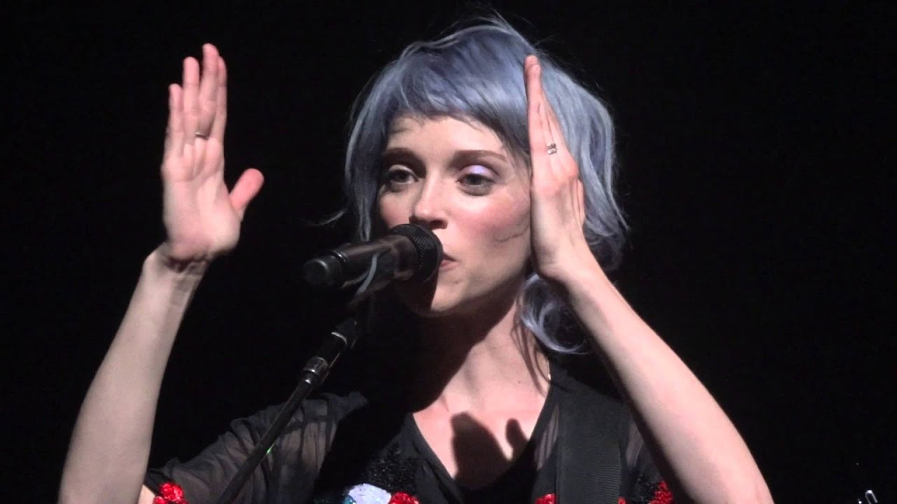 St Vincent And That S What Life Is And Actor Out Of Work