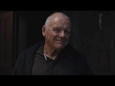 GOD'S FINGERNAIL - Anthony Hopkins in THE RITE
