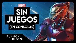 La Triste Razón Por Qué NO HAY Juegos de Avengers en Consolas | PLANO DE JUEGO