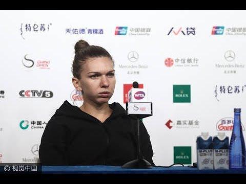 SIMONA HALEP: she won the match; I didn't lose it!🎾 c'est CARO GARCIA qui l'a gagné