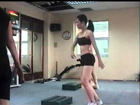 The duc nhip dieu - Aerobics - Part 2/4