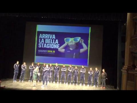 Presentazione Itas Trentino 2018/19