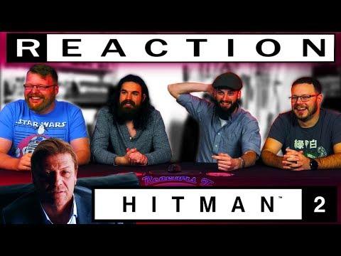 HITMAN 2 – Sean Bean Elusive Target 1 Reveal REACTION!!