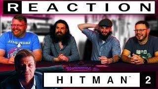 HITMAN 2 – Sean Bean Elusive Target #1 Reveal REACTION!!