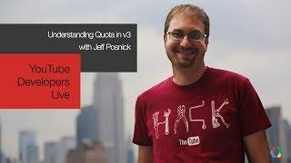 YouTube Developers Live: Understanding Quota in v3 thumbnail