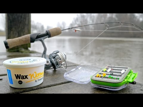 ICE FISHING without Senkos?! (THANK YOU)