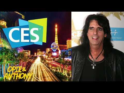 Opie & Anthony: Alice Cooper Interview CES, Las Vegas (01/05/06)