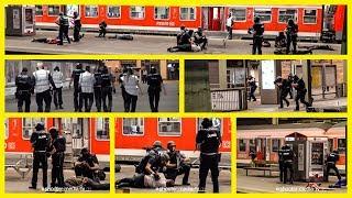+ GROSSÜBUNG HBF STUTTGART + [Anti-Terror-Übung] - Bundespolizei & Landespolizei  - [Ü]