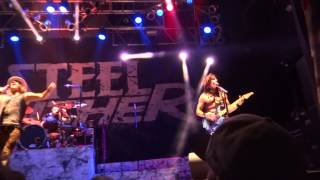 Steel Panther - HOB Vegas, 6/13/15 - Community Property - Party All Day