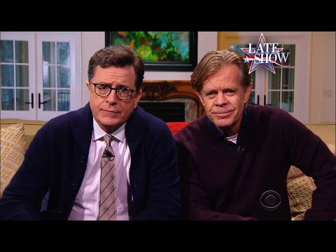 Family Meeting With William H. Macy
