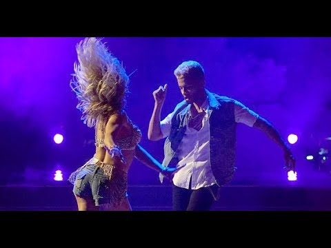 Jason Derulo - Mamacita (feat. Farruko) | Dancing With The Stars Music Video