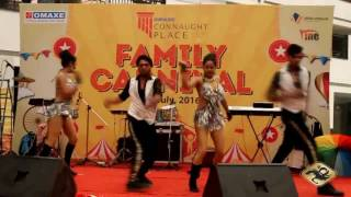 Dance Troupe - Salsa Dance Performance