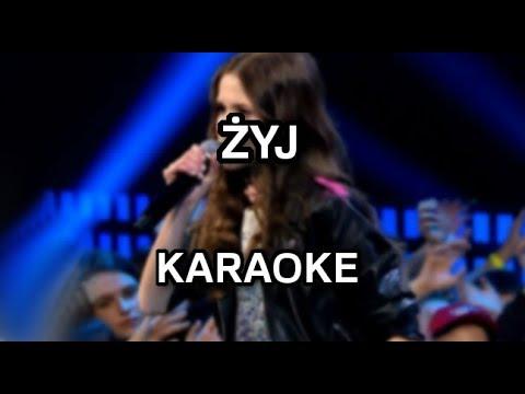 Roksana Węgiel - Żyj [karaoke/instrumental] - Polinstrumentalista