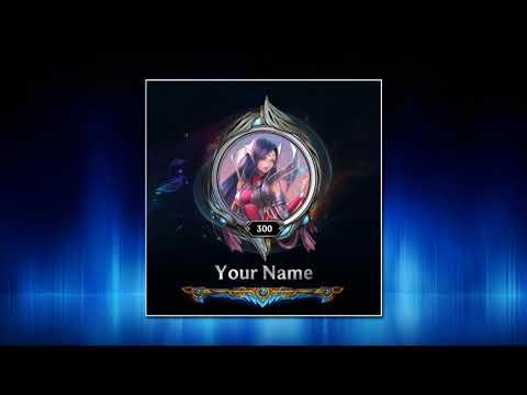 Avatar Level Liên Minh Huyền Thoại - Avatar Level League Of Legends