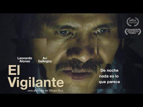 EL VIGILANTE - Trailer oficial