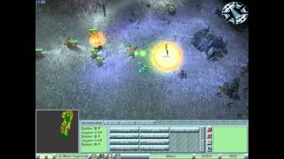 Earth 2150 Trilogy - Short Gameplay   PC
