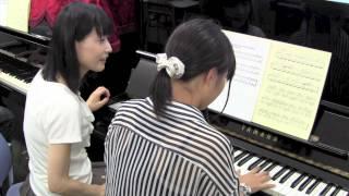 ピアノ実習(1年生)