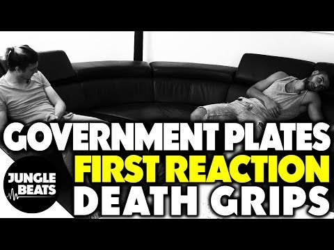 Death Grips - Government Plates REACTION/REVIEW (Jungle Beats)