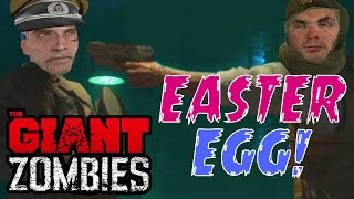 THE GIANT - STORY INFO! NIKOLAI KILLS RICHTOFEN! Easter Egg Theories! (Black Ops 3 Zombies Gameplay)