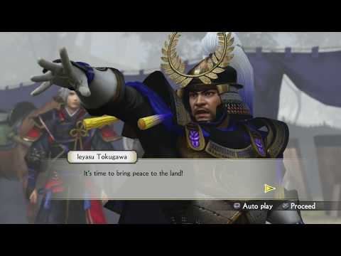 Samurai Warriors 4-II - Trials of Trust | Siege of Osaka