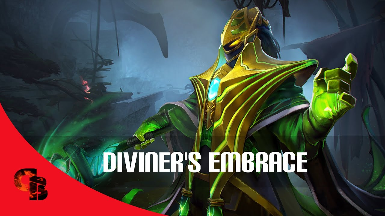 dota 2 store rubick diviner s embrace youtube