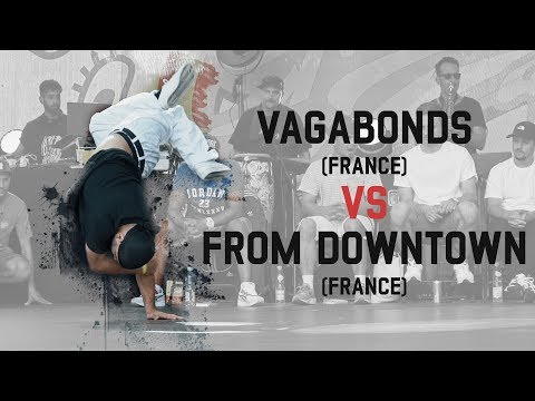 Vagabonds (France) vs From Downtown (France) | Group B | Warsaw Challenge 2018