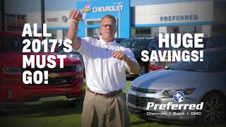 Huge Savings (A) | Preferred Chevrolet Buick GMC