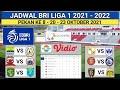 Jadwal Liga 1 2021 Pekan Ke 8 - Persib vs PSS Sleman - Madura United vs Persija - Live di Indosiar