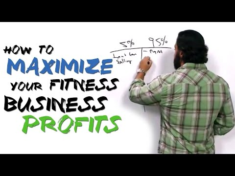 How to Maximize Your Fitness Business Profits