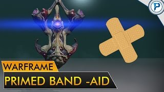 Warframe: Primed Band-aid (Primed Regen)