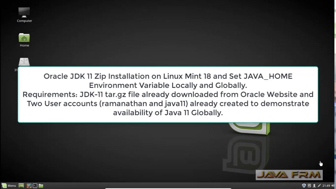install jdk linux mint 17