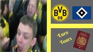 Euro Tours - Borussia Dortmund V Hamburg Ep1